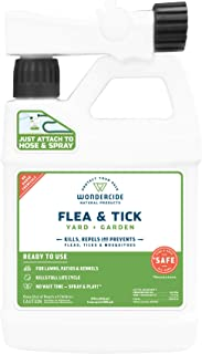 organic tick control for lawns