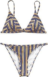 crochet jamaican bikini
