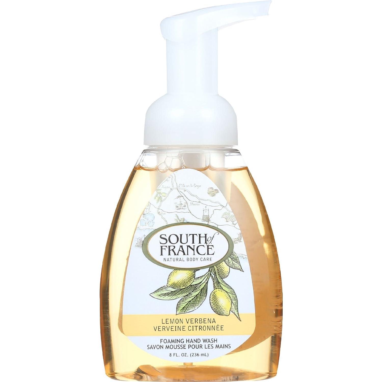 Foaming Hand Wash Max 40% OFF Lemon Ranking TOP2 Verbena Organic Nec With Hydrating Agave