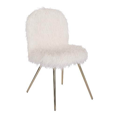 Fantastic Fur Desk Chair Amazon Com Inzonedesignstudio Interior Chair Design Inzonedesignstudiocom