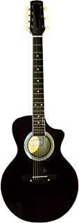 New Russian/Ukrainian Seven 7 String Guitar, Acoustic, Сutaway