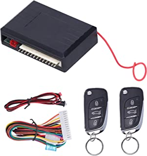 $24 » Sponsored Ad - Keyless Entry System Car Central Lock Universal Remote Control Security Door Lock Kit Auto Keyless Entry Sy...