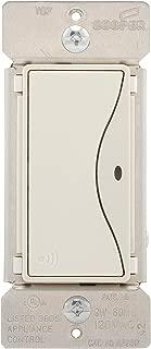 EATON RF9617DS Z-Wave Plus Accessory Switch, Desert Sand