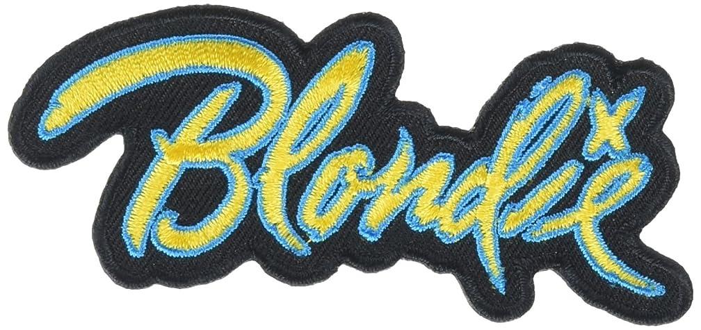 Application Blondie - Logo Patch