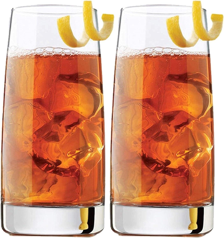 Cocktail Philadelphia overseas Mall Glasses Drinking Elegant 2PCS