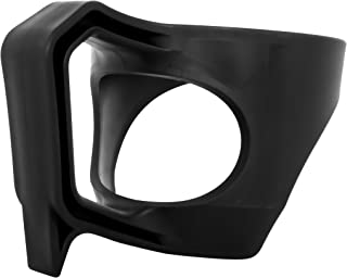 Currituck Tumbler Slide On Handle by Camco- Easier Grip for Your Tumbler and Cups While Traveling- 30 oz (Black) (51923)