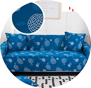 Amazing21 Cross Pattern Elastic Stretch Universal Sofa Covers Sectional Throw Couch Corner Cover Cases for Furniture Armchairs Home Decor,20,Two seat Sofa
