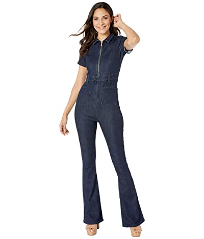 We Wore What The Jumpsuit (Dark Wash) Women