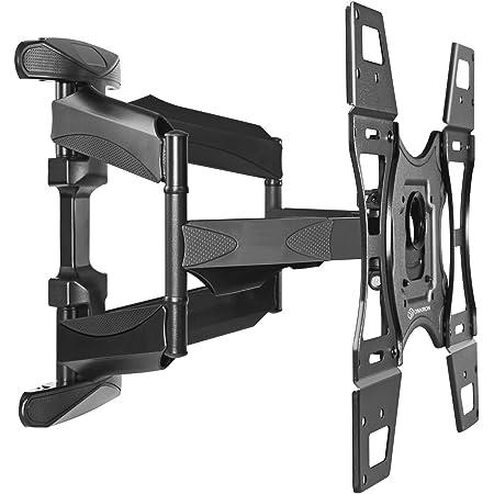 ONKRON M15 Soporte de pared para TV de 32 a 65 pulgadas LCD LED Flat Panel TV (Negro, Blanco)