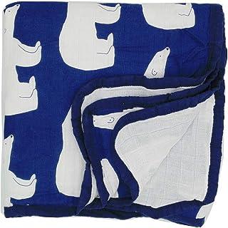 1 x muselina de algod/ón de 4 capas con desatascos de colores Huyiko