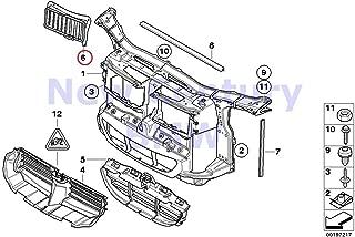 BMW Genuine Right Oil Cooler Air Duct 335i 335xi 335d 335i 335xi 335i 335xi 335is 335i 335i 335is