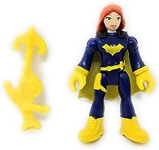 Imaginext Unmasked Batgirl Series 5 DC Super Friends 2.5