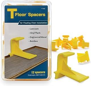 Tfloor Spacers (12 Pack)   for Laminate Flooring Installation Kit