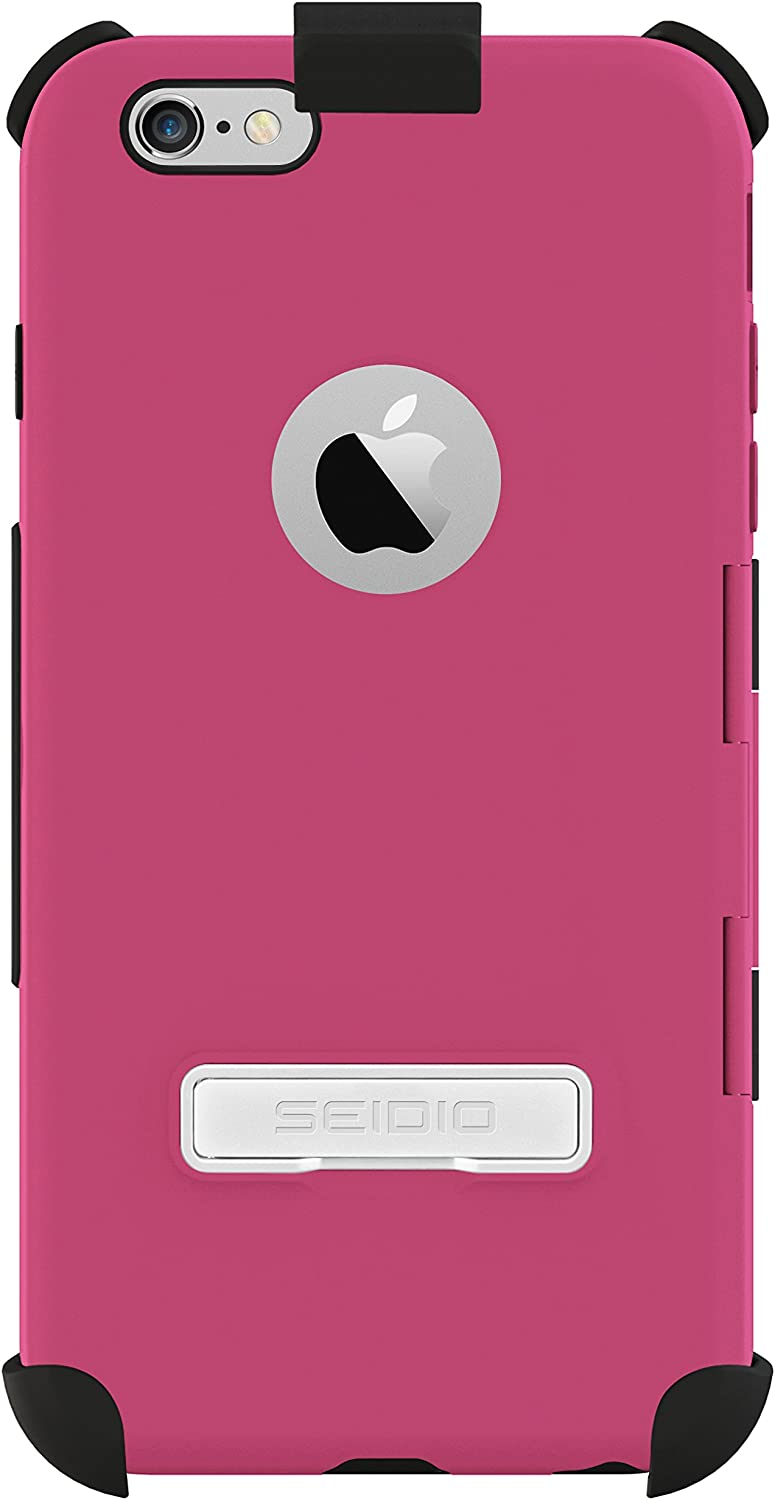 Seidio CAPSA TouchView Case and Holster for 25% OFF 6 Apple iPhone Price reduction Combo