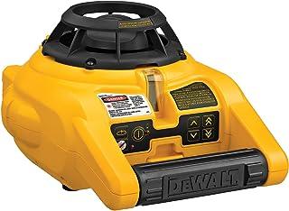 DEWALT Laser Level Kit, Rotary with Laser Detector, 150-Foot Range (DW074KD)