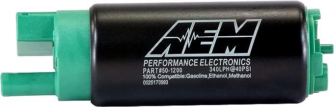 AEM Electronics 50-1200 E85 High Flow In-Tank Fuel Pump
