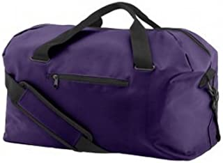 AWDis Just Cool Shoulder Strap Holdall Gym Bag (UK Size: One Size) (Purple)
