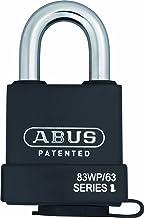 ABUS 83WP/63 Extreem weerbestendig Open Shackle hangslot
