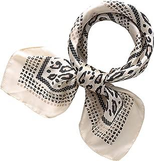 Best leopard scarf silk Reviews