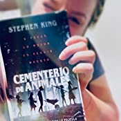 Cementerio De Animales Best Seller Amazon Es King Stephen Libros