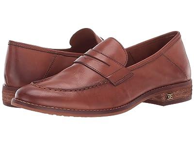 Sam Edelman Ackley (Cognac Veg Calf Leather) Women