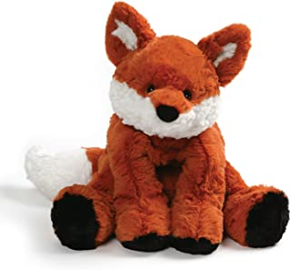 GUND Cozys Collection Fox Stuffed Animal Plush, Orange and White, 10