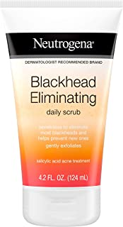 Best neutrogena blackhead eliminating scrub ingredients Reviews