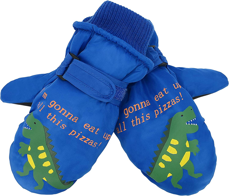 Toddler Mittens Winter Snow Glove waterproof mitten Warm Fleece Kid Ski Gloves for Boys Girls