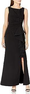 Eliza J womens Ruffle Front Formal Dress Formal Dress