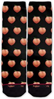 Best black peach emoji Reviews