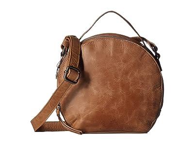Lucky Brand Yucca Circle Crossbody (Travertine) Cross Body Handbags