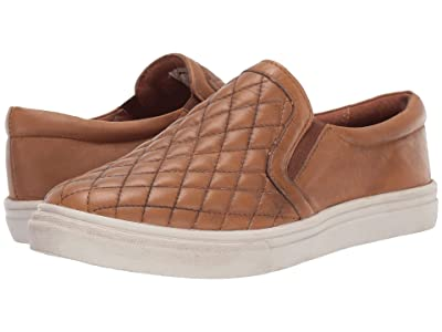 Roper Mane (Brown Burnished Quilted Leather) Women