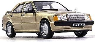 Mercedes-Benz 190 E 1984 Year German Compact Executive Car 1/43 Collectible Model Vehicle German Rear-Wheel Drive Car by Automotive Manufacturer Mercedes-Benz
