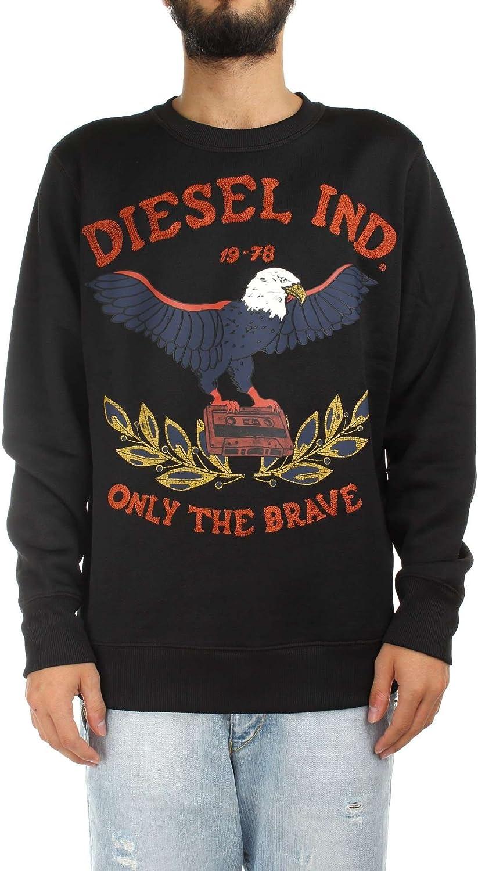Diesel S-Joe-RA Fashion Sweatshirt