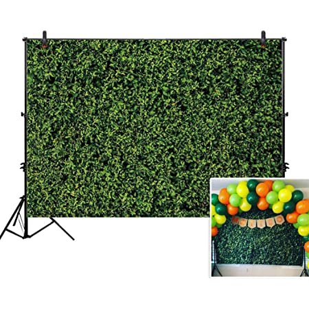 ML 7x5 Nature Photography Backdrops Seamless Photography Background Grass Backdrop for Wedding Custom Backgrounds for YouTube Videos