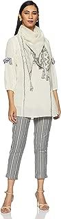 BIBA Women's Rayon achkan Salwar Suit Set