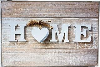 comprar comparacion Tapa decorativa para contador original, diseño romántico de 2 m, 46 x 7 x 32 cm. Home