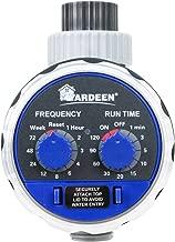 Best rain barrel water timer low pressure Reviews