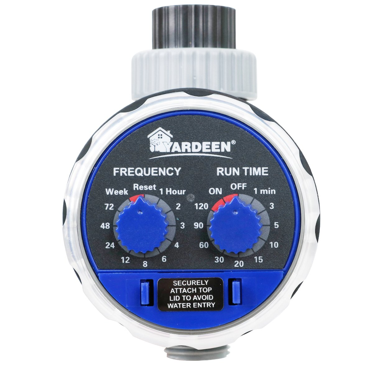 Yardeen Automatic Connected Irrigation Pressure