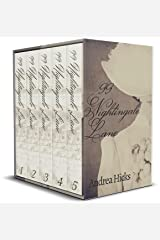 99 NIGHTINGALE LANE Books 1 - 5 BOXSET: Enthralling historical fiction set in the drawing rooms of Georgian London and the colourful teeming streets of Bombay (The Nightingale Lane Series Book 9) Kindle Edition