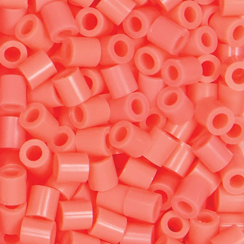 Perler Beads Fuse Beads for Crafts, 1000pcs, Blush Pink