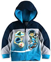 Disney Store Miles from Tomorrowland Hoodie Jacket Size XS Extra Small 4 4T