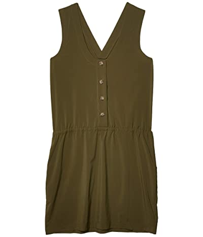 Toad&Co Sunkissed Liv Dress (Olive) Women