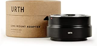 Urth x Gobe Lens Mount Adapter: Compatible with Nikon F Lens to Nikon Z Camera Body
