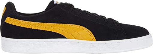 Puma Black/Golden Rod