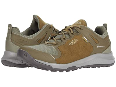 KEEN Explore WP (Dusty Olive/Drizzle) Women