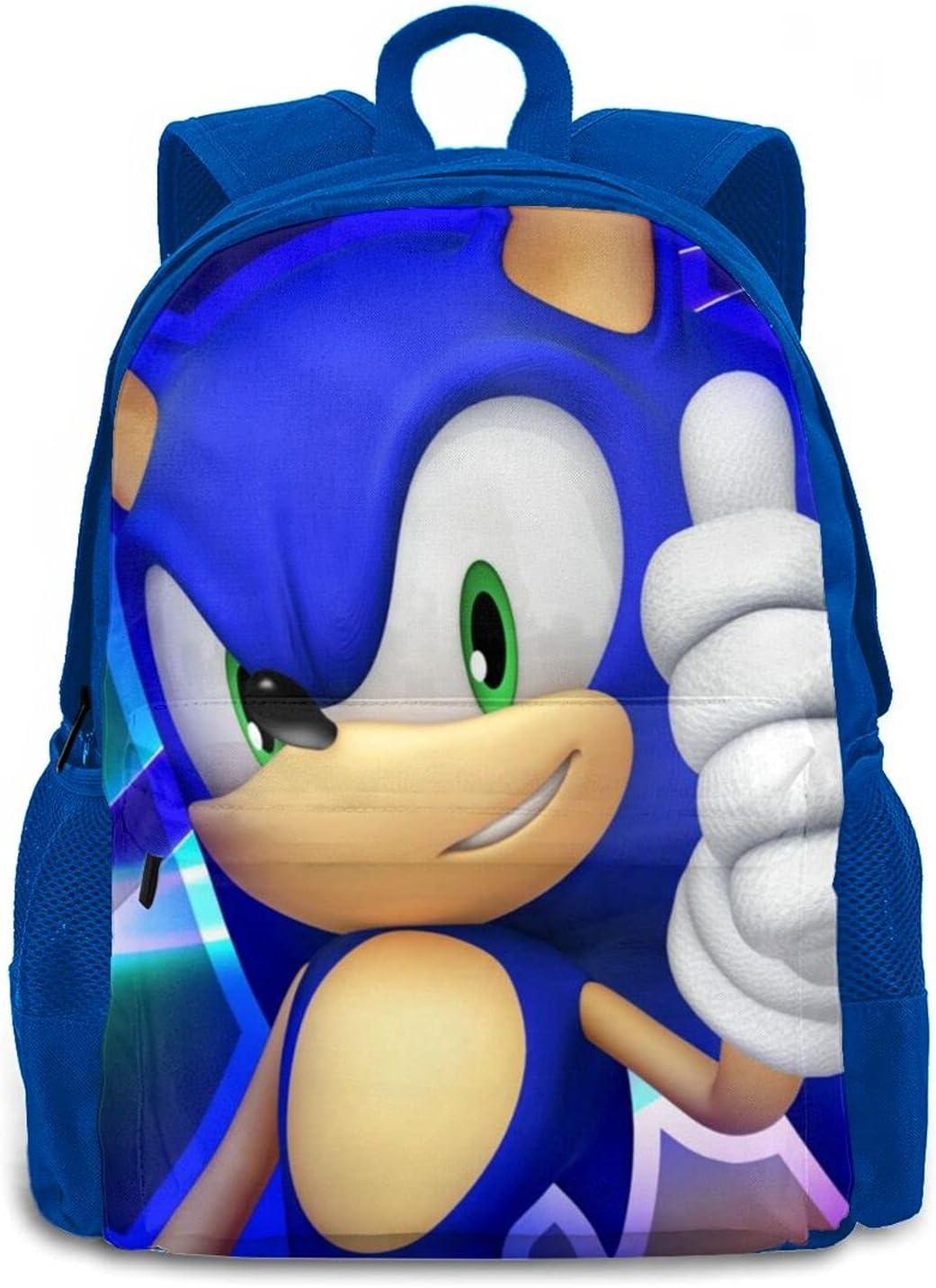 Sōnic Backpack - Boys Backpacks Cartoon Ba Store Kids School Recommended