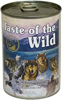 Taste of The Wild Wetlands Canine Can 390grm IR