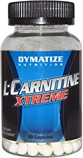 Dymatize L-carnitine, 60 Capsules