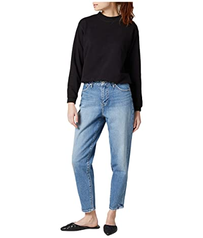 Jag Jeans Luna Mom Jeans (Soho Blue) Women